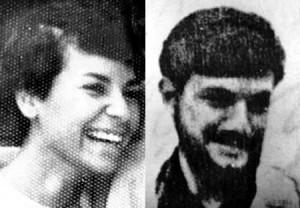 María Cristina Cournou y Claudio Nicolás Grandi