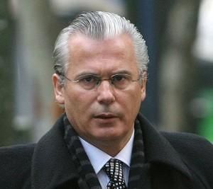 Juez Baltasar Garzón