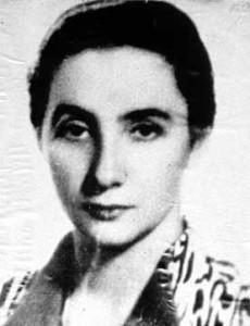 Alicia Eguren de Cooke