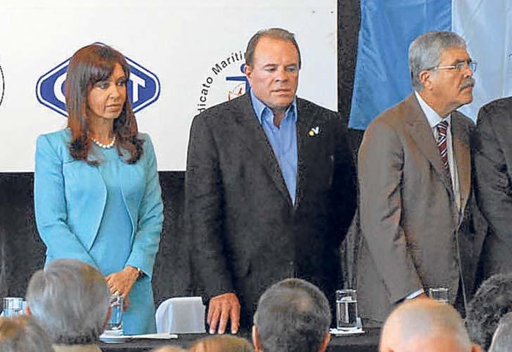 Suárez-Cristina y De Vido