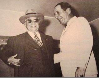 Trujillo y Perón