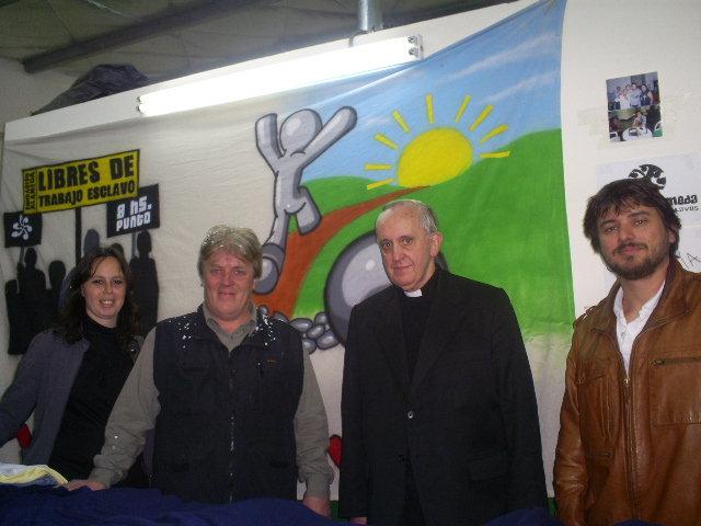 Vera-Bergoglio y Grabois