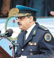 Comisario Néstor Valleca
