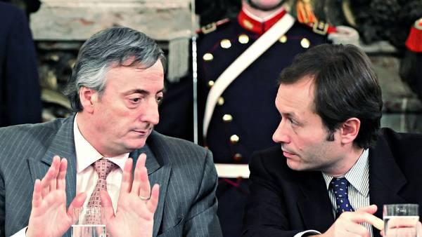 Kirchner y Béliz