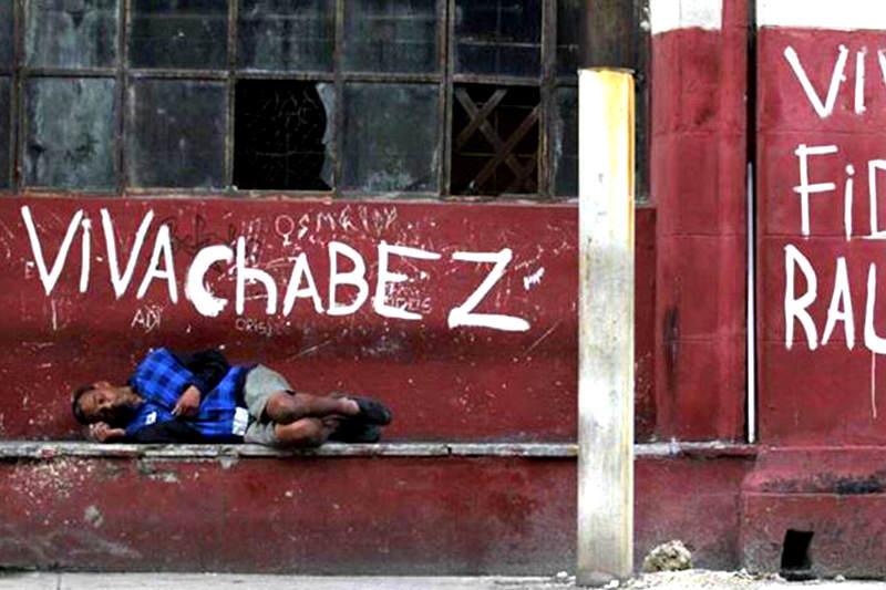 Miseria en Venezuela