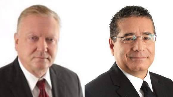 Jurgen Mossack y Ramon Fonseca