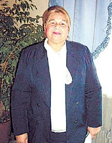 Doña Santa Isabel González