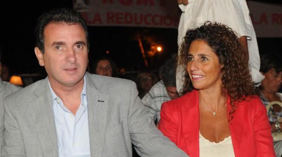 Francisco Pérez y Celina Sánchez