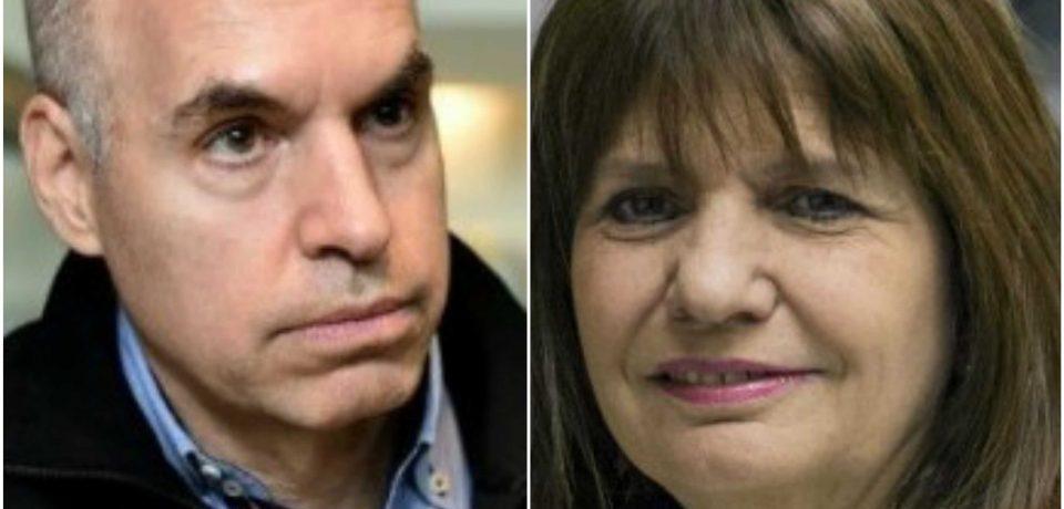 Rodríguez Larreta y Bullrich