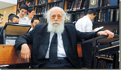 Rabino ortodoxo Samuel León Levín