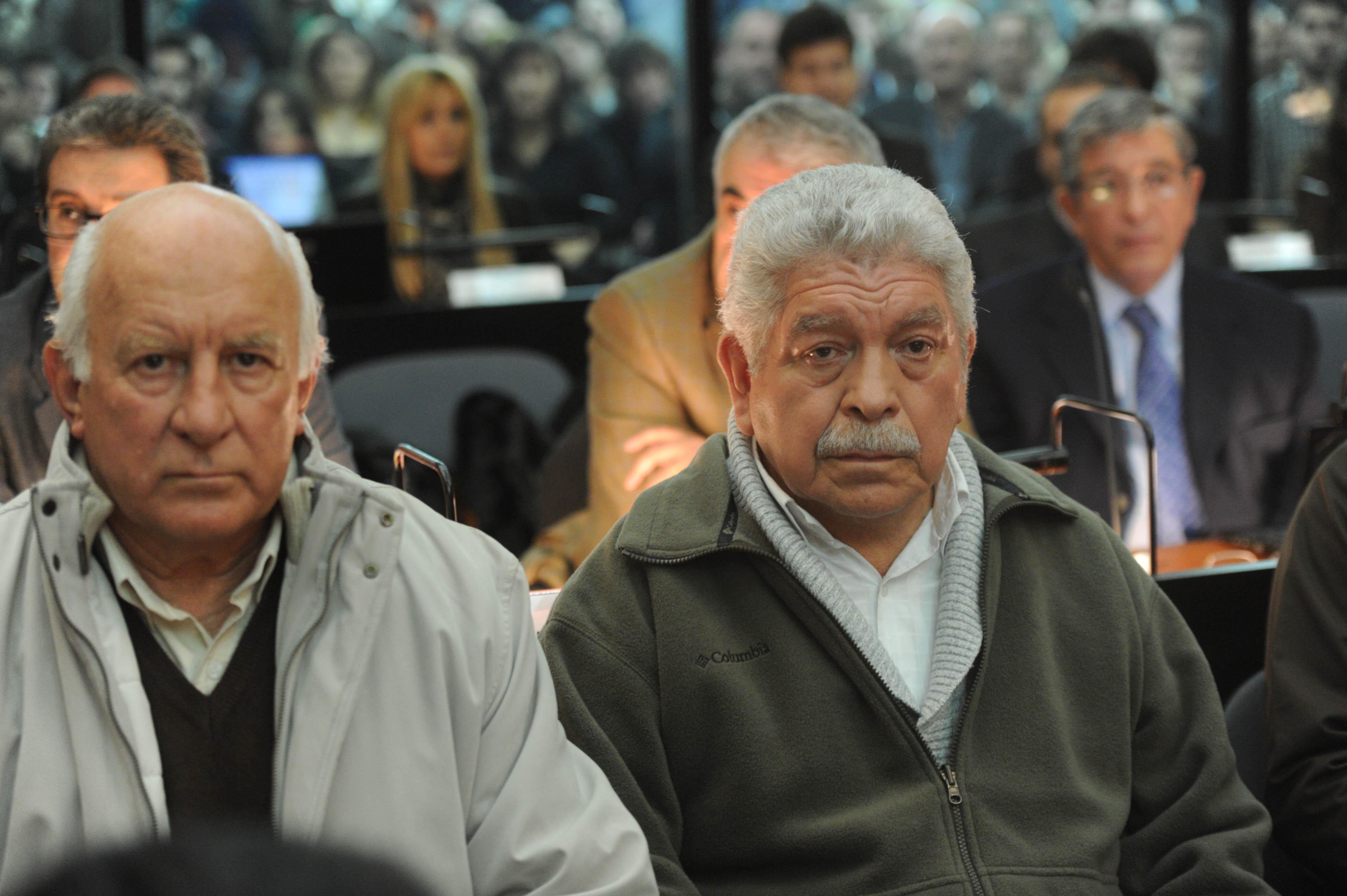 Juan Carlos Gallego Fernández y José Pedraza
