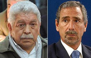 José Pedraza y Ricardo Jaime