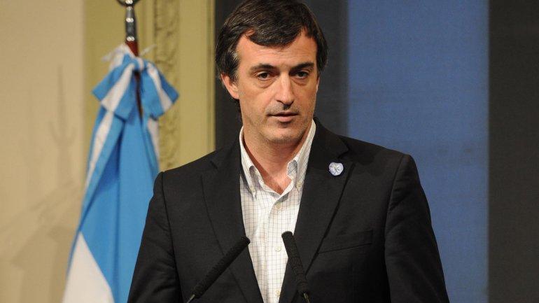 Ministro Esteban Bullrich