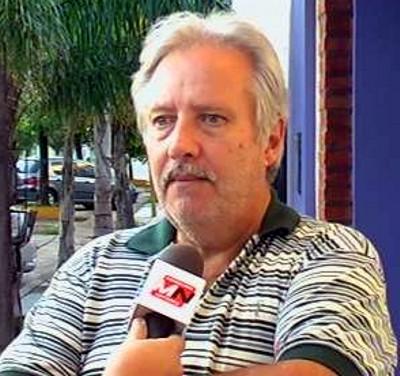 Juan Carlos Manzan (fallecido en febrero de 2016 )
